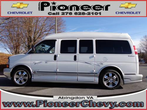 2004 Chevrolet Express G1500 Van Limited Se For Sale In