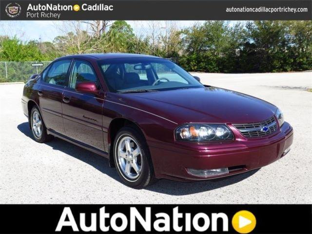 2004 chevrolet impala for sale in port richey florida classified. Black Bedroom Furniture Sets. Home Design Ideas