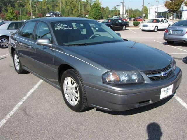 2004 Chevrolet Impala Base For Sale In Wake Forest North