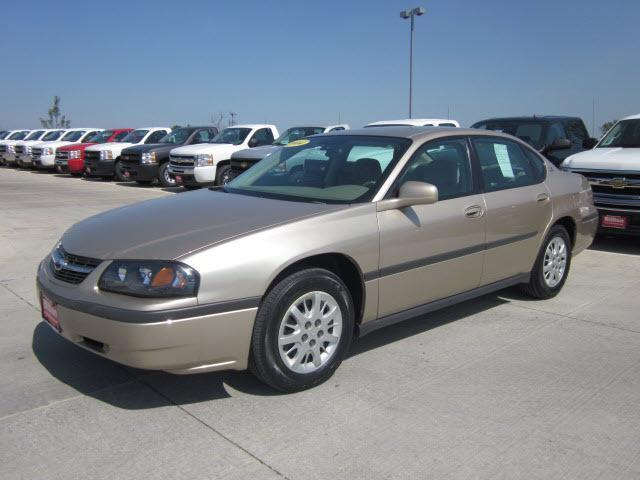 2004 Chevrolet Impala Base For Sale In Sioux Falls South