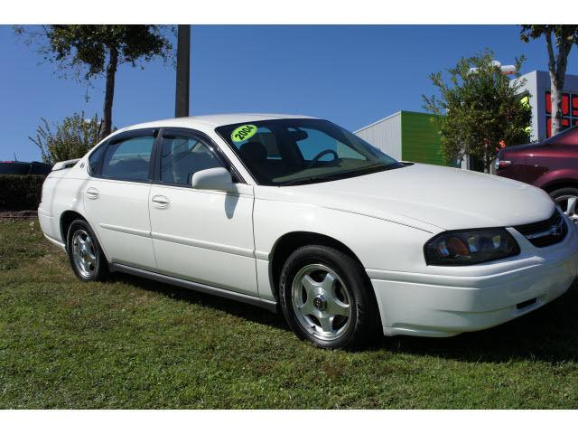 2004 Chevrolet Impala Base For Sale In Port Richey