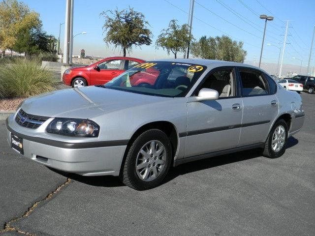 2004 chevrolet impala base for sale in henderson nevada classified america. Cars Review. Best American Auto & Cars Review
