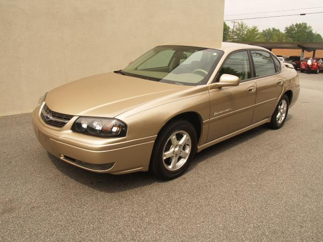 2004 chevrolet impala ls for sale in hickory north carolina classified. Black Bedroom Furniture Sets. Home Design Ideas