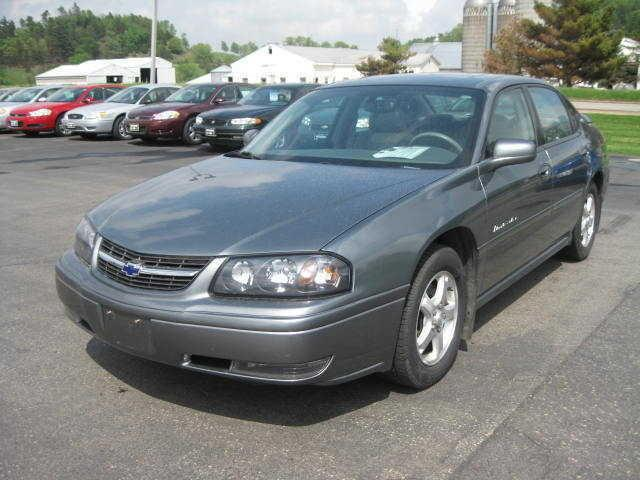 2004 chevrolet impala ls for sale in bangor wisconsin classified. Black Bedroom Furniture Sets. Home Design Ideas