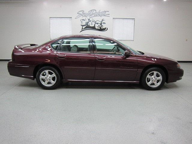 2004 chevrolet impala ls for sale in sioux falls south dakota classified. Black Bedroom Furniture Sets. Home Design Ideas