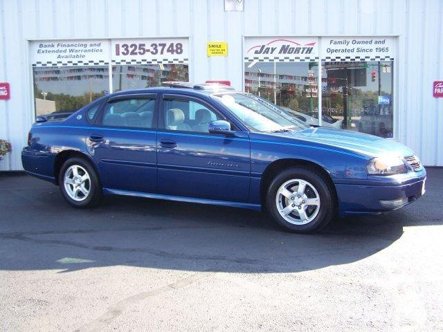 2004 chevrolet impala ls for sale in springfield ohio classified. Black Bedroom Furniture Sets. Home Design Ideas