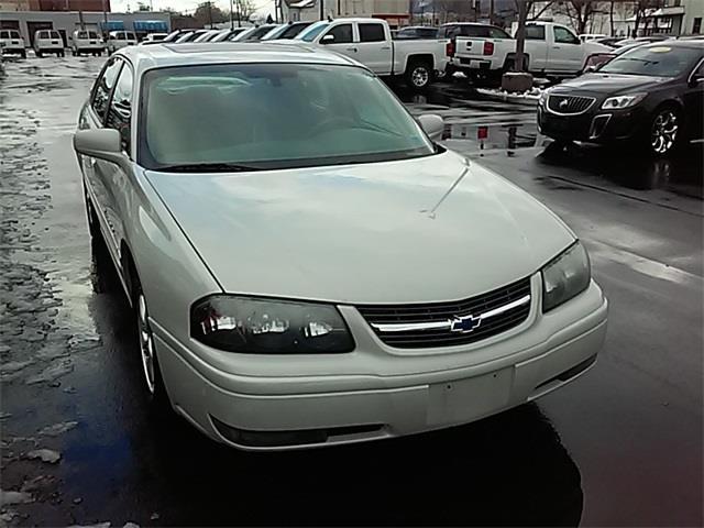 2004 Chevrolet Impala LS LS 4dr Sedan