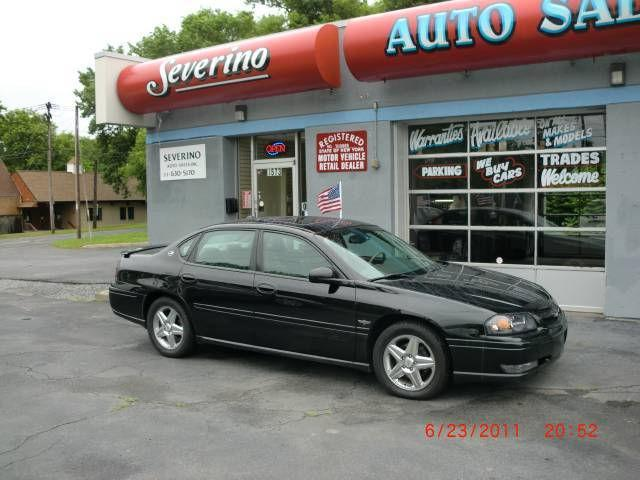 2004 chevrolet impala ss for sale in schenectady new york classified. Black Bedroom Furniture Sets. Home Design Ideas