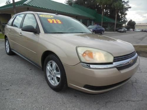 2004 chevrolet malibu maxx 4d station wagon ls for sale in lake city florida classified. Black Bedroom Furniture Sets. Home Design Ideas