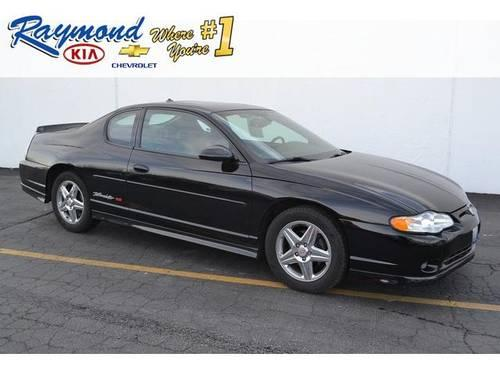 2004 chevrolet monte carlo 2d coupe ss for sale in antioch illinois classified. Black Bedroom Furniture Sets. Home Design Ideas