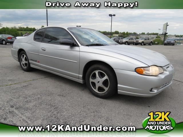 2004 chevrolet monte carlo coupe ss for sale in nicholasville kentucky classified. Black Bedroom Furniture Sets. Home Design Ideas