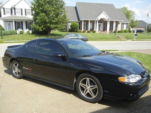 2004 chevrolet monte carlo intimidator ss for sale in evansville indiana classified. Black Bedroom Furniture Sets. Home Design Ideas