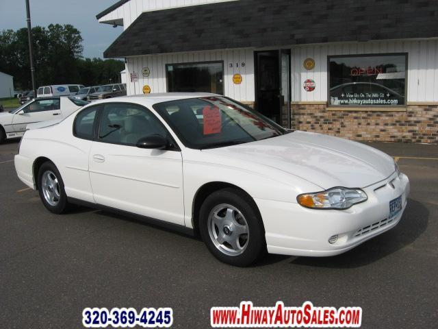 2004 chevrolet monte carlo ls for sale in pease minnesota. Black Bedroom Furniture Sets. Home Design Ideas
