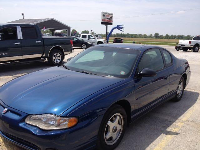 2004 chevrolet monte carlo ls terre haute in for sale in. Black Bedroom Furniture Sets. Home Design Ideas