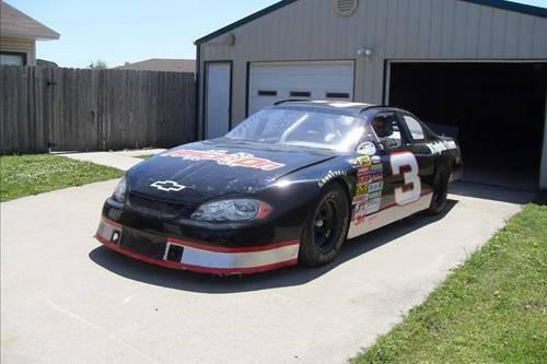 Used Cars Memphis Tn >> 2004 CHEVROLET Monte Carlo NASCAR Race Car for Sale in Boekerton, Missouri Classified ...