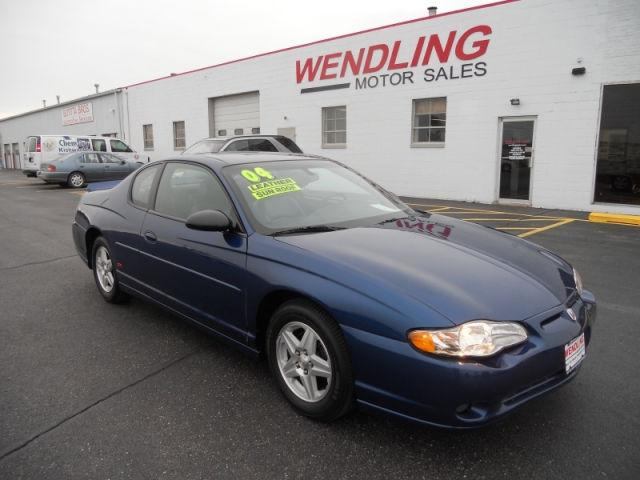 2004 Chevrolet Monte Carlo Ss For In Rochelle Illinois