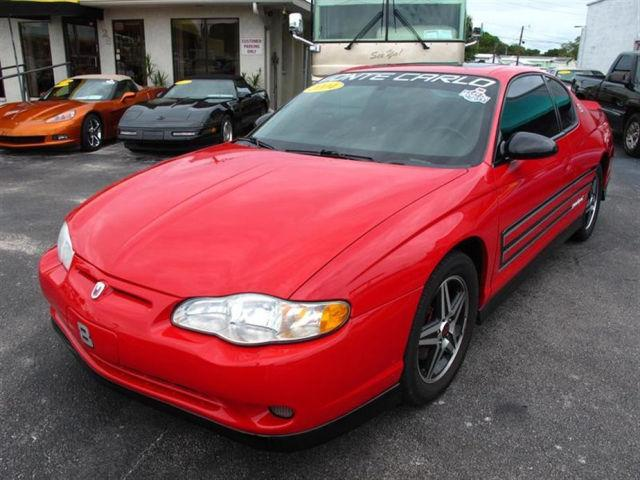 2004 chevrolet monte carlo ss for sale in sarasota florida classified. Black Bedroom Furniture Sets. Home Design Ideas