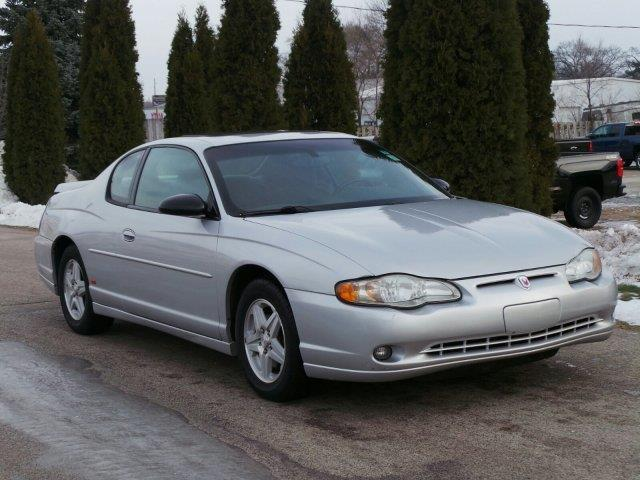 2004 chevrolet monte carlo ss ss 2dr coupe for sale in meskegon michigan classified. Black Bedroom Furniture Sets. Home Design Ideas