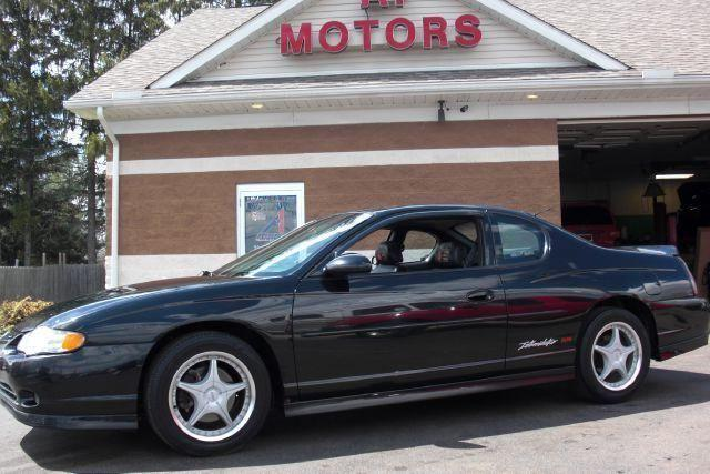 2004 chevrolet monte carlo ss supercharged for sale in monroe michigan classified. Black Bedroom Furniture Sets. Home Design Ideas