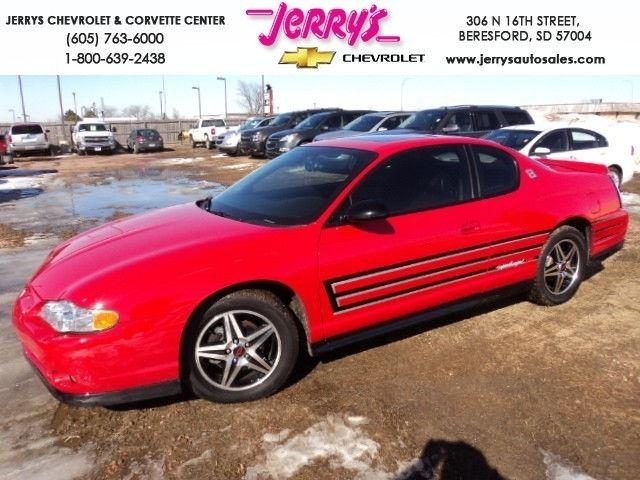 2004 chevrolet monte carlo supercharged ss for sale in beresford south dakota classified. Black Bedroom Furniture Sets. Home Design Ideas