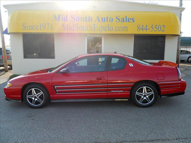 2004 chevrolet monte carlo supercharged ss for sale in tupelo mississippi classified. Black Bedroom Furniture Sets. Home Design Ideas