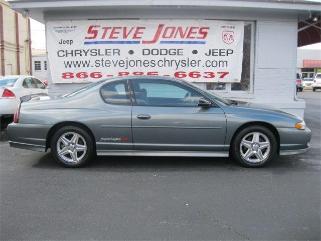 2004 chevrolet monte carlo supercharged ss for sale in owensboro kentucky classified. Black Bedroom Furniture Sets. Home Design Ideas