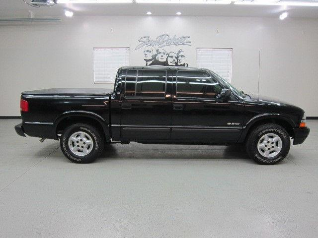 2004 chevrolet s 10 ls crew cab for sale in sioux falls south dakota classified. Black Bedroom Furniture Sets. Home Design Ideas