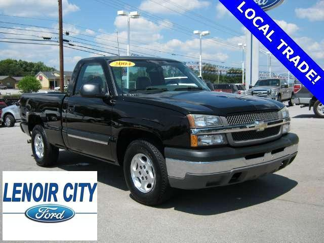2004 chevrolet silverado 1500 for sale in lenoir city tennessee classified. Black Bedroom Furniture Sets. Home Design Ideas