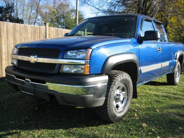 2004 chevrolet silverado 1500 for sale in tillson new york classified. Black Bedroom Furniture Sets. Home Design Ideas