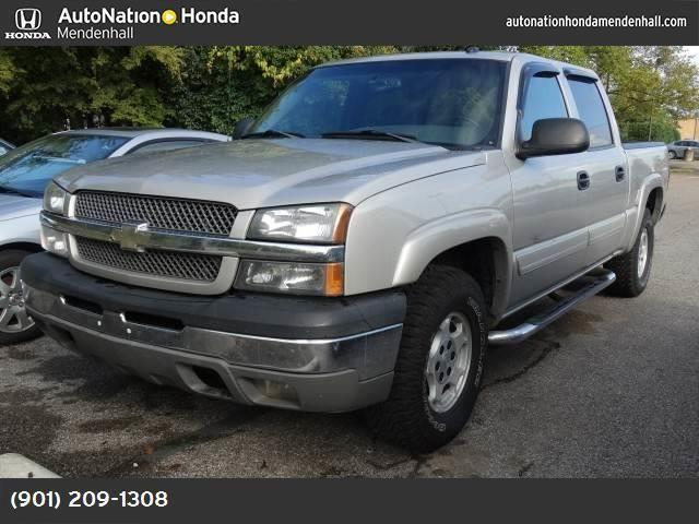 Auto Nation Memphis Tn >> 2004 Chevrolet Silverado 1500 Crew Cab for Sale in Memphis ...
