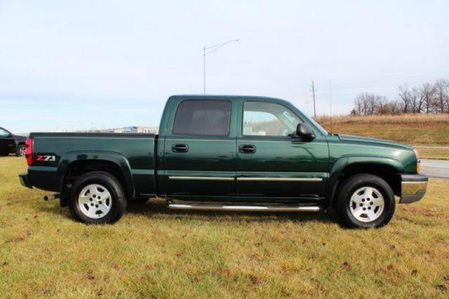 2004 Chevrolet Silverado 1500 Crew Cab Z71 For Sale In