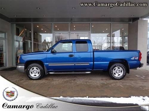 2004 chevrolet silverado 1500 extended cab pickup lt for sale in cincinnati ohio classified. Black Bedroom Furniture Sets. Home Design Ideas