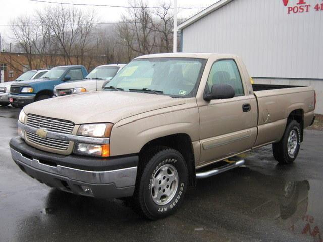 2004 chevrolet silverado 1500 ls for sale in new bethlehem pennsylvania classified. Black Bedroom Furniture Sets. Home Design Ideas