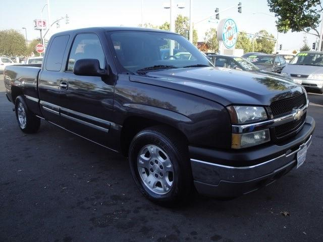 2004 chevrolet silverado 1500 ls for sale in san leandro california classified. Black Bedroom Furniture Sets. Home Design Ideas