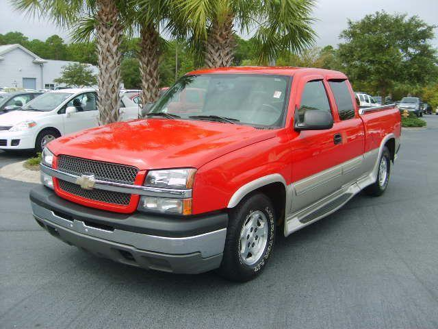 2004 chevrolet silverado 1500 ls for sale in pawleys island south carolina classified. Black Bedroom Furniture Sets. Home Design Ideas