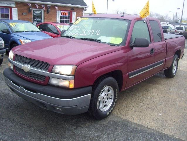 2004 chevrolet silverado 1500 ls extended cab for sale in ruckersville virginia classified. Black Bedroom Furniture Sets. Home Design Ideas