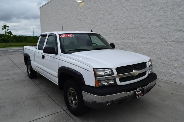 2004 chevrolet silverado 1500 lt 4dr extended cab lt 4wd sb for sale in davenport iowa. Black Bedroom Furniture Sets. Home Design Ideas
