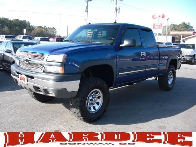 2004 chevrolet silverado 1500 lt for sale in conway south carolina classified. Black Bedroom Furniture Sets. Home Design Ideas