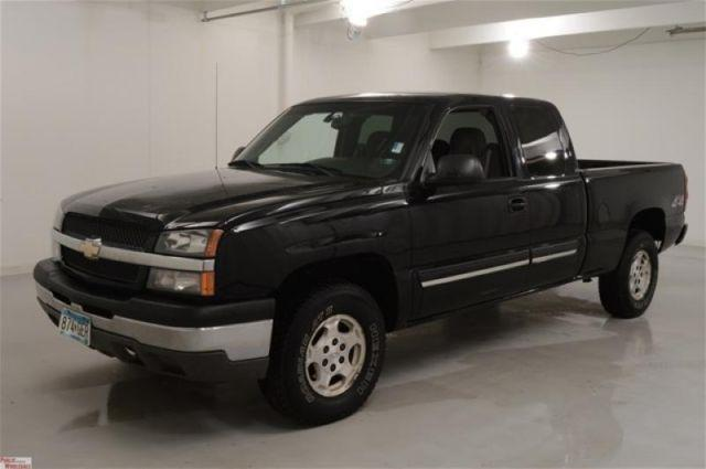 2004 chevrolet silverado 1500 lt for sale in buffalo minnesota classified. Black Bedroom Furniture Sets. Home Design Ideas