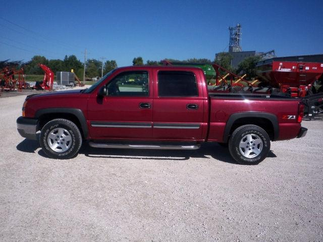 2004 chevrolet silverado 1500 lt crew cab for sale in lu verne iowa classified. Black Bedroom Furniture Sets. Home Design Ideas
