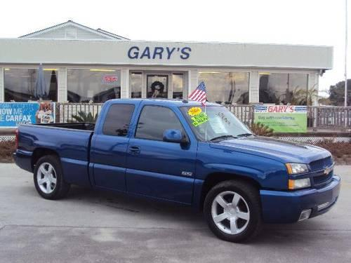 2004 chevrolet silverado 1500 pickup truck ss ext cab short bed awd for sale in north topsail. Black Bedroom Furniture Sets. Home Design Ideas