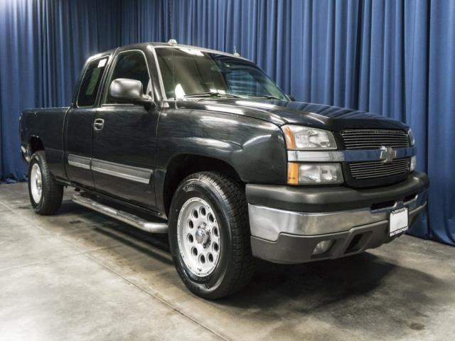 2004 chevrolet silverado 1500 work truck 4dr extended cab work truck 4wd sb for sale in edgewood. Black Bedroom Furniture Sets. Home Design Ideas