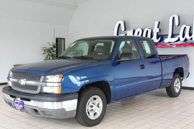 2004 chevrolet silverado 1500 work truck for sale in ashtabula ohio classified. Black Bedroom Furniture Sets. Home Design Ideas