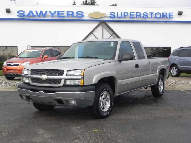 2004 Chevrolet Silverado 1500 Work Truck For Sale In