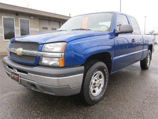 2004 chevrolet silverado 1500 work truck for sale in parkersburg west virginia classified. Black Bedroom Furniture Sets. Home Design Ideas