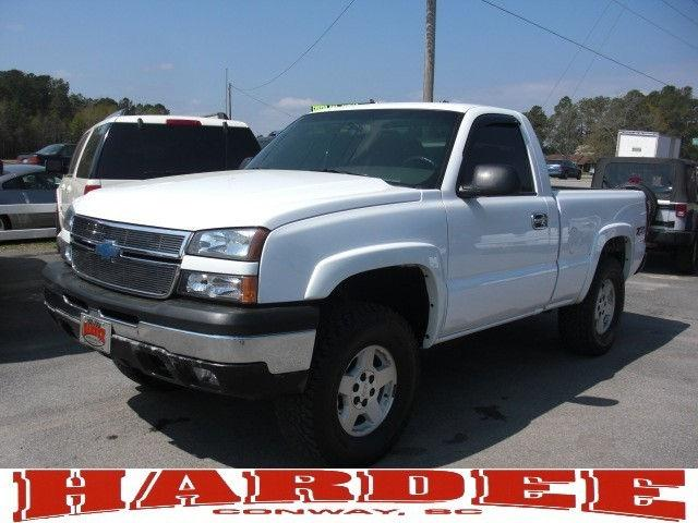 2004 chevrolet silverado 1500 z71 for sale in conway south carolina classified. Black Bedroom Furniture Sets. Home Design Ideas