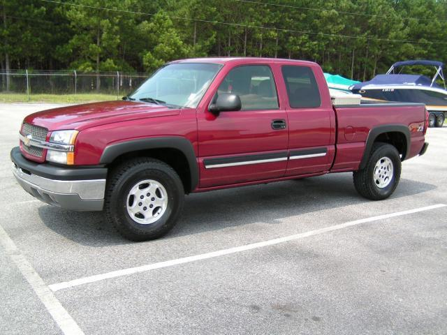 2004 chevrolet silverado 1500 z71 for sale in opelika alabama classified. Black Bedroom Furniture Sets. Home Design Ideas