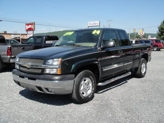 2004 chevrolet silverado 1500 z71 for sale in duncansville pennsylvania classified. Black Bedroom Furniture Sets. Home Design Ideas