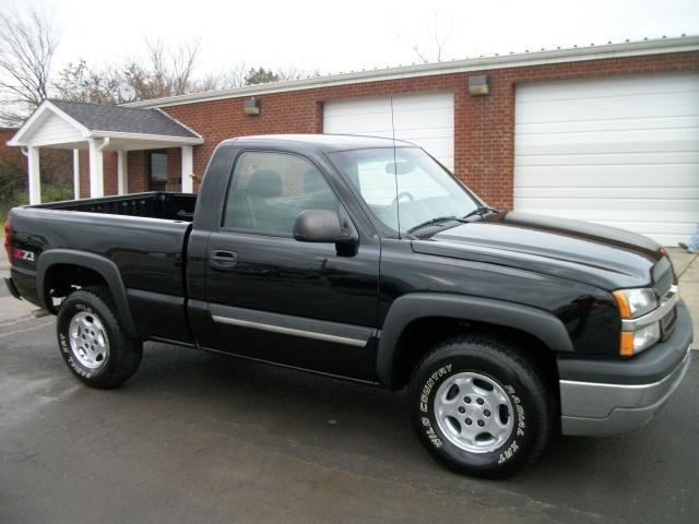 2004 chevrolet silverado 1500 z71 for sale in shelbyville tennessee classified. Black Bedroom Furniture Sets. Home Design Ideas