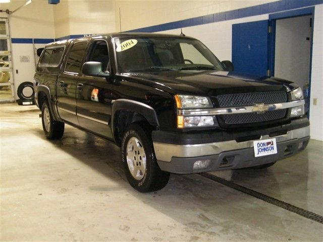 2004 chevrolet silverado 1500 z71 for sale in rice lake wisconsin classified. Black Bedroom Furniture Sets. Home Design Ideas